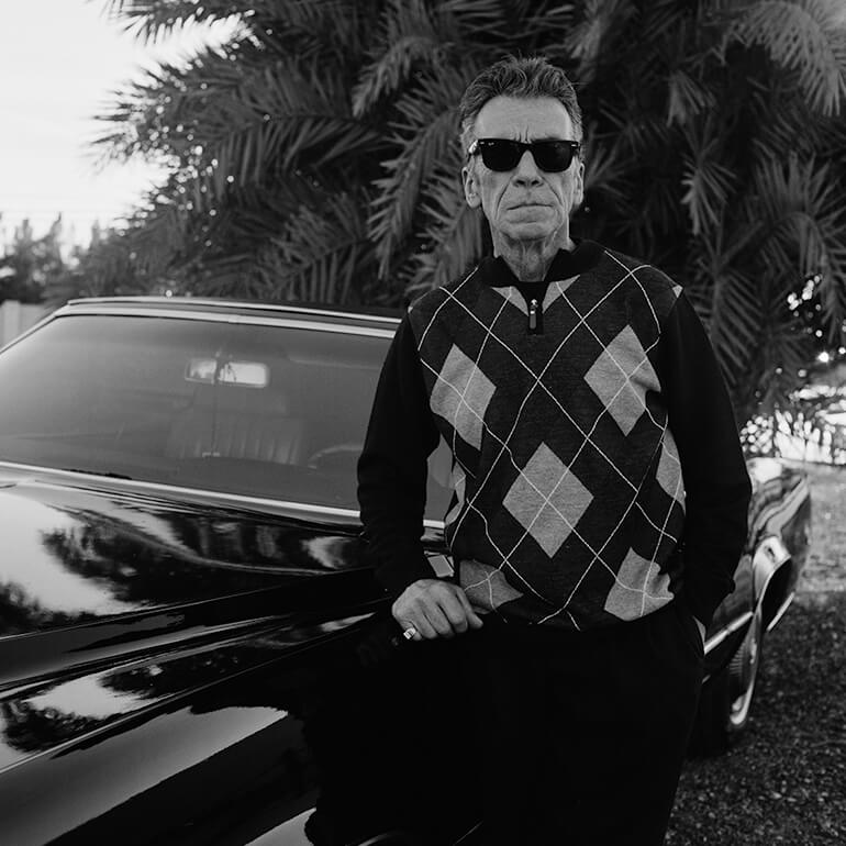 Bobby Martini / Former Bodyguard