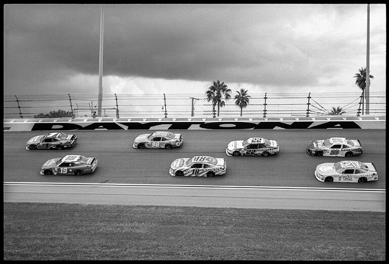 Daytona - Spirit of the Southern Speedways - Hunter Barnes Photography