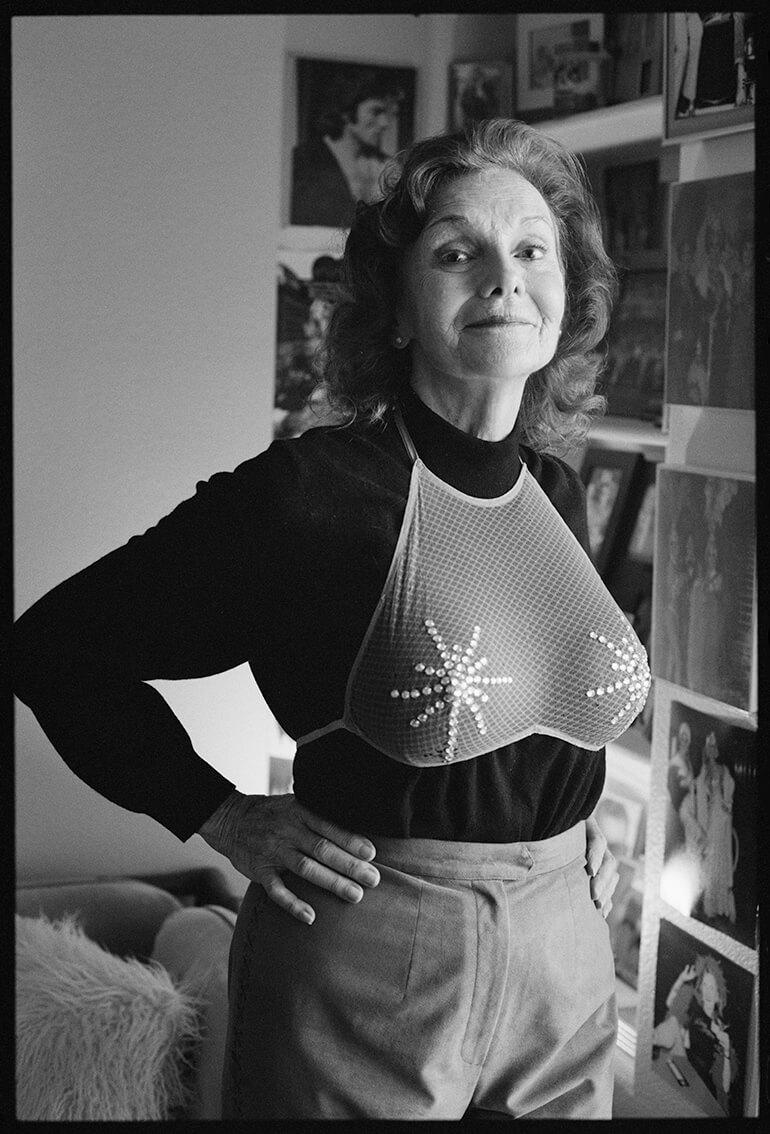 Cathy Triffon / Showgirl, 1956-1981 - Off The Strip - Hunter Barnes Photography