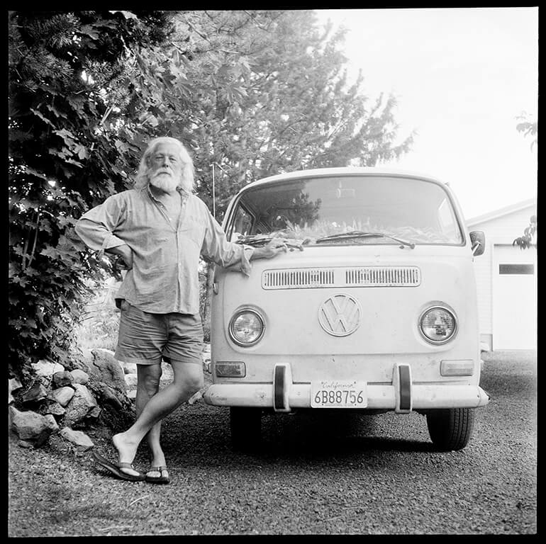 DENNIS - Roadbook - Hunter Barnes Photography