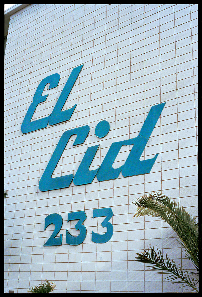 El Cid - Off The Strip - Hunter Barnes Photography