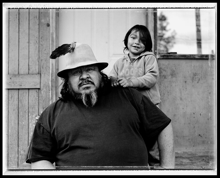 FLOYD AND HIS GRANDSON - The People - Hunter Barnes Photography