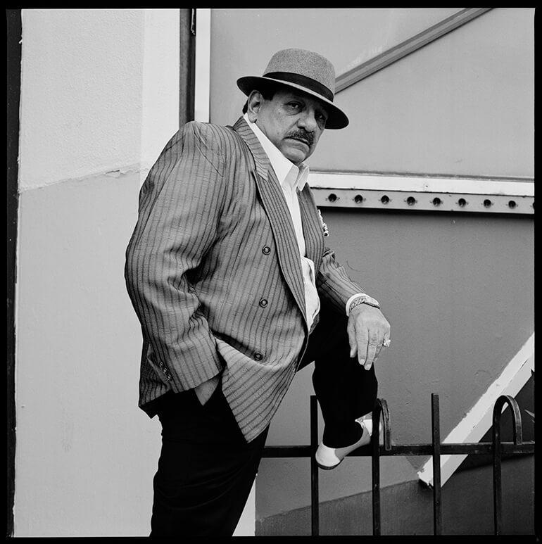 Frankie Citro / Las Vegas Casino Black Book Member - Off The Strip - Hunter Barnes Photography
