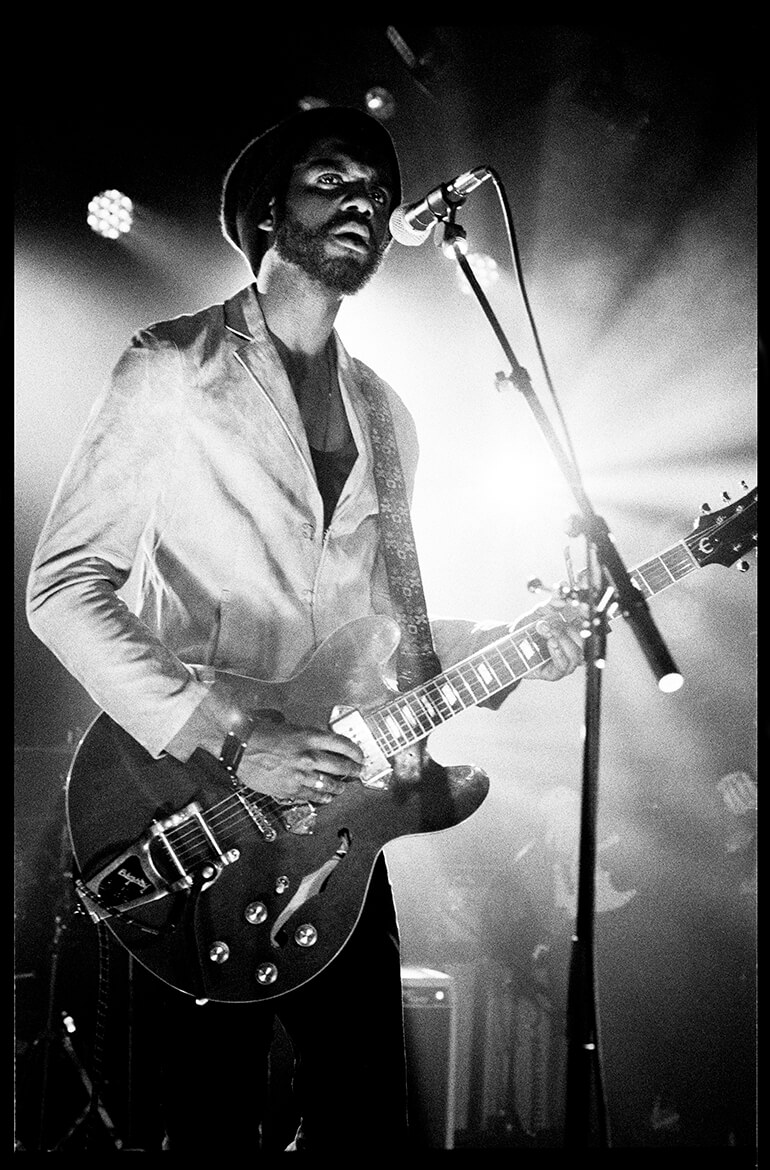 GARY CLARK JR LIVE - Portraits - Hunter Barnes Photography