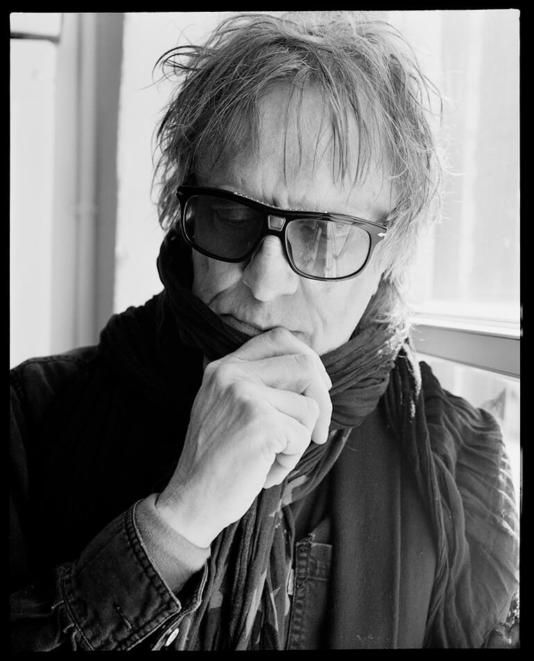 MICK ROCK - Portraits - Hunter Barnes Photography