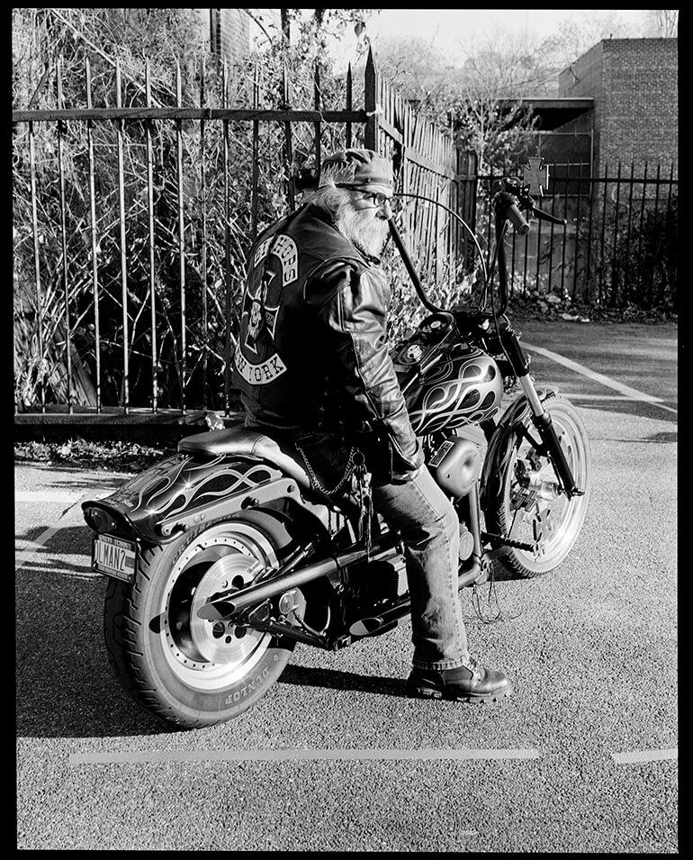 OL MAN 2 - Roadbook - Hunter Barnes Photography