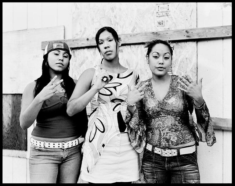 REZ GIRLS - The People - Hunter Barnes Photography