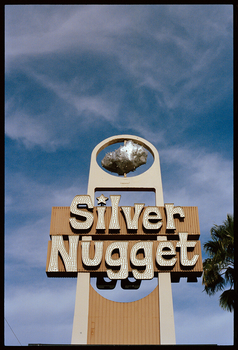Silver Nugget - Off The Strip - Hunter Barnes Photography