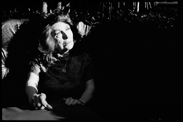 Virginia Donaldson / Cocktail Waitress, The Desert Inn - Off The Strip - Hunter Barnes Photography