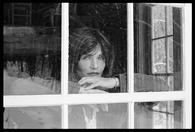 Helena Christensen - Portraits - Hunter Barnes Photography