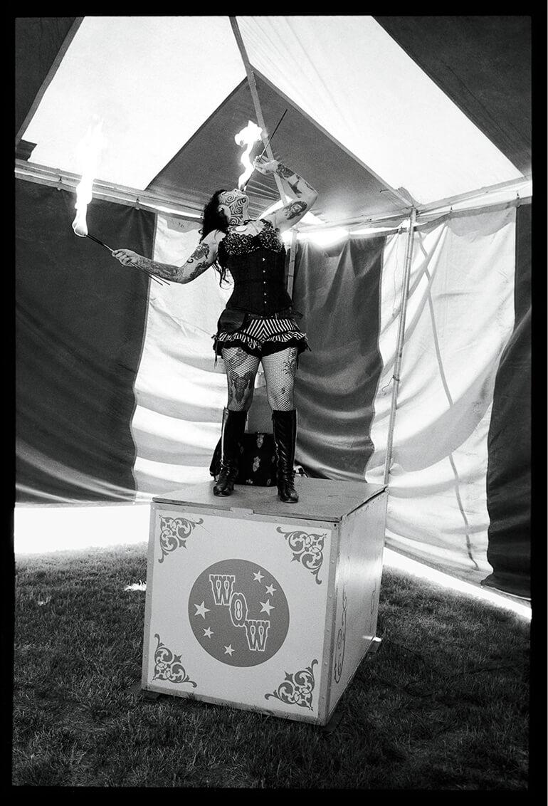 Insectivora - Tickets - Hunter Barnes Photography
