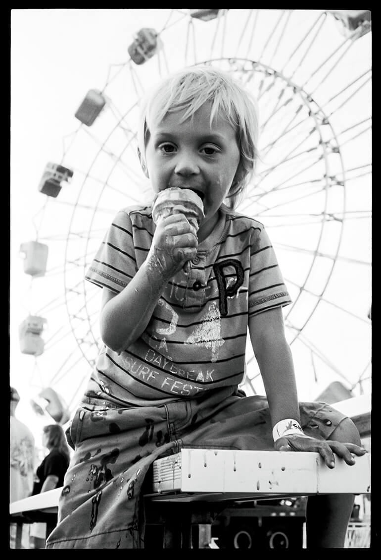 Kyzer - Tickets - Hunter Barnes Photography