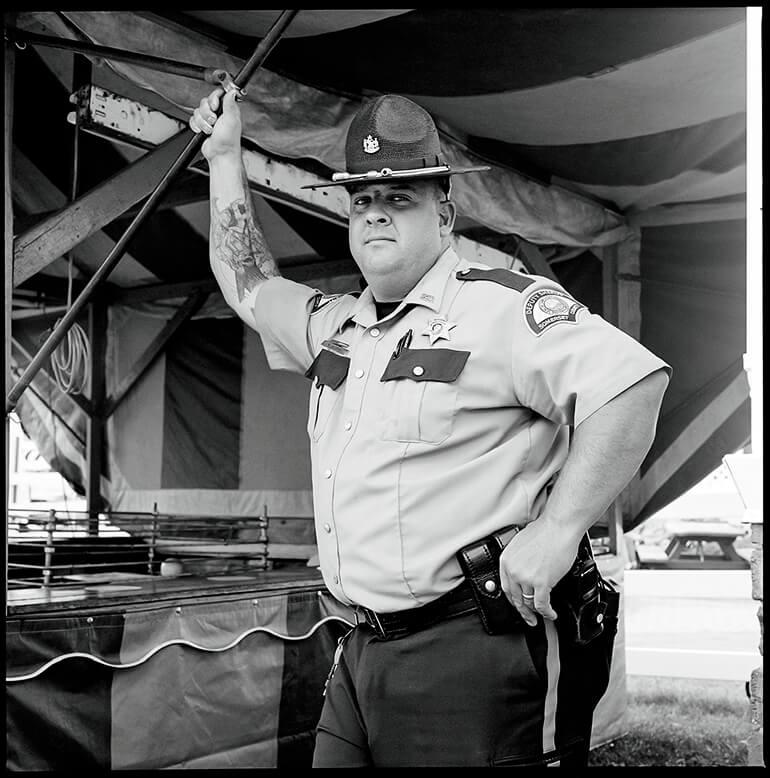 Local Sheriff - Tickets - Hunter Barnes Photography