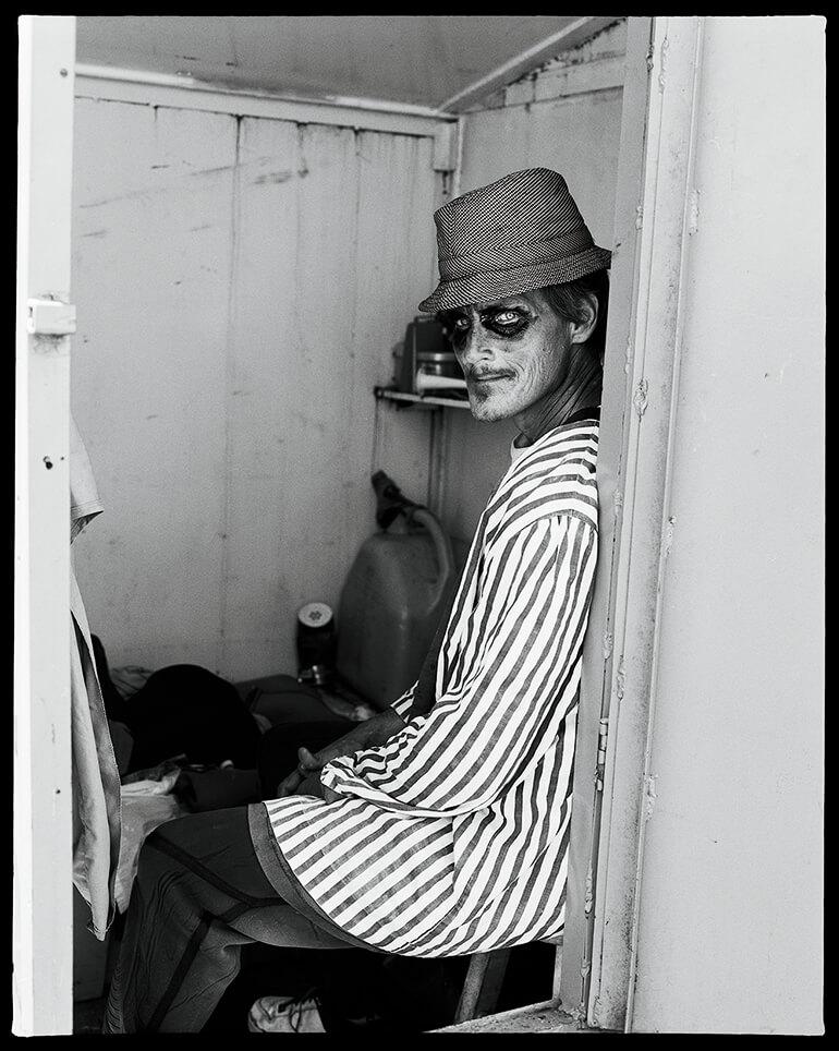 The Clown Of Bangor - Tickets - Hunter Barnes Photography