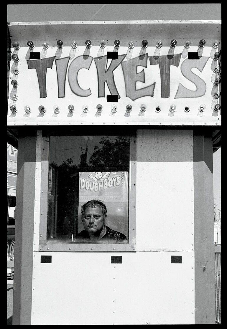 Tickets - Tickets - Hunter Barnes Photography