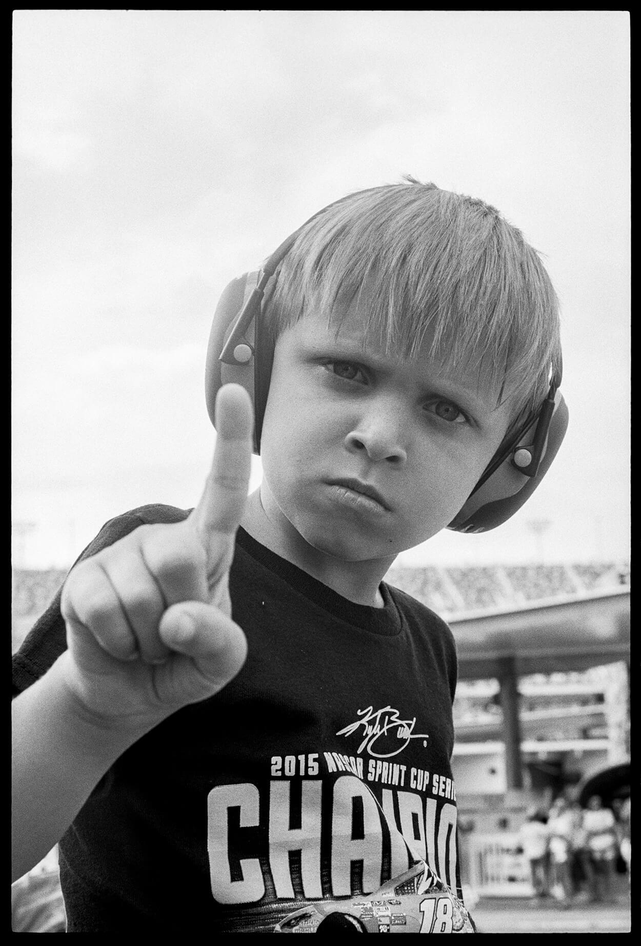Mason - Spirit of the Southern Speedways - Hunter Barnes Photography