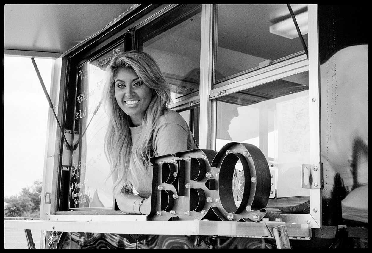 Smoken-Petes Barbecue - Spirit of the Southern Speedways - Hunter Barnes Photography