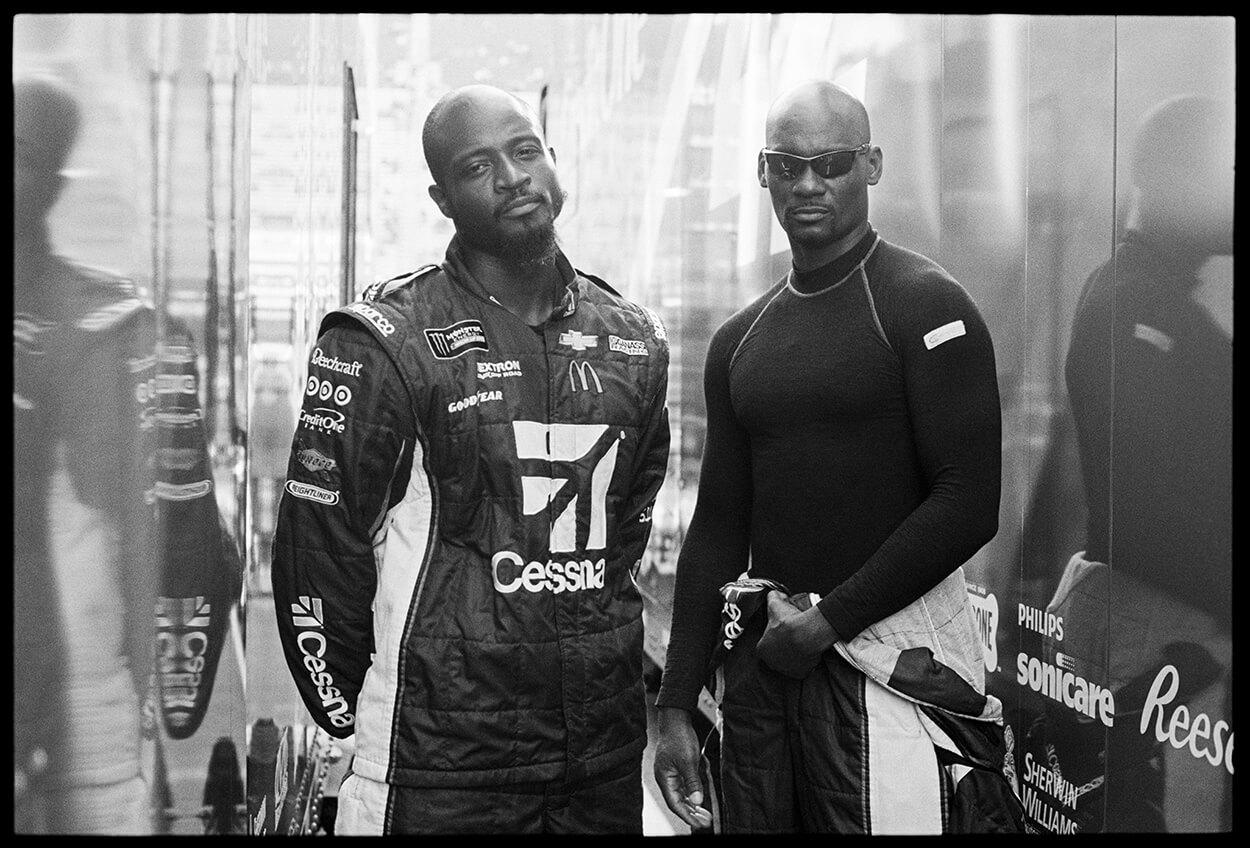 Ganasssi Pit Crew - Spirit of the Southern Speedways - Hunter Barnes Photography