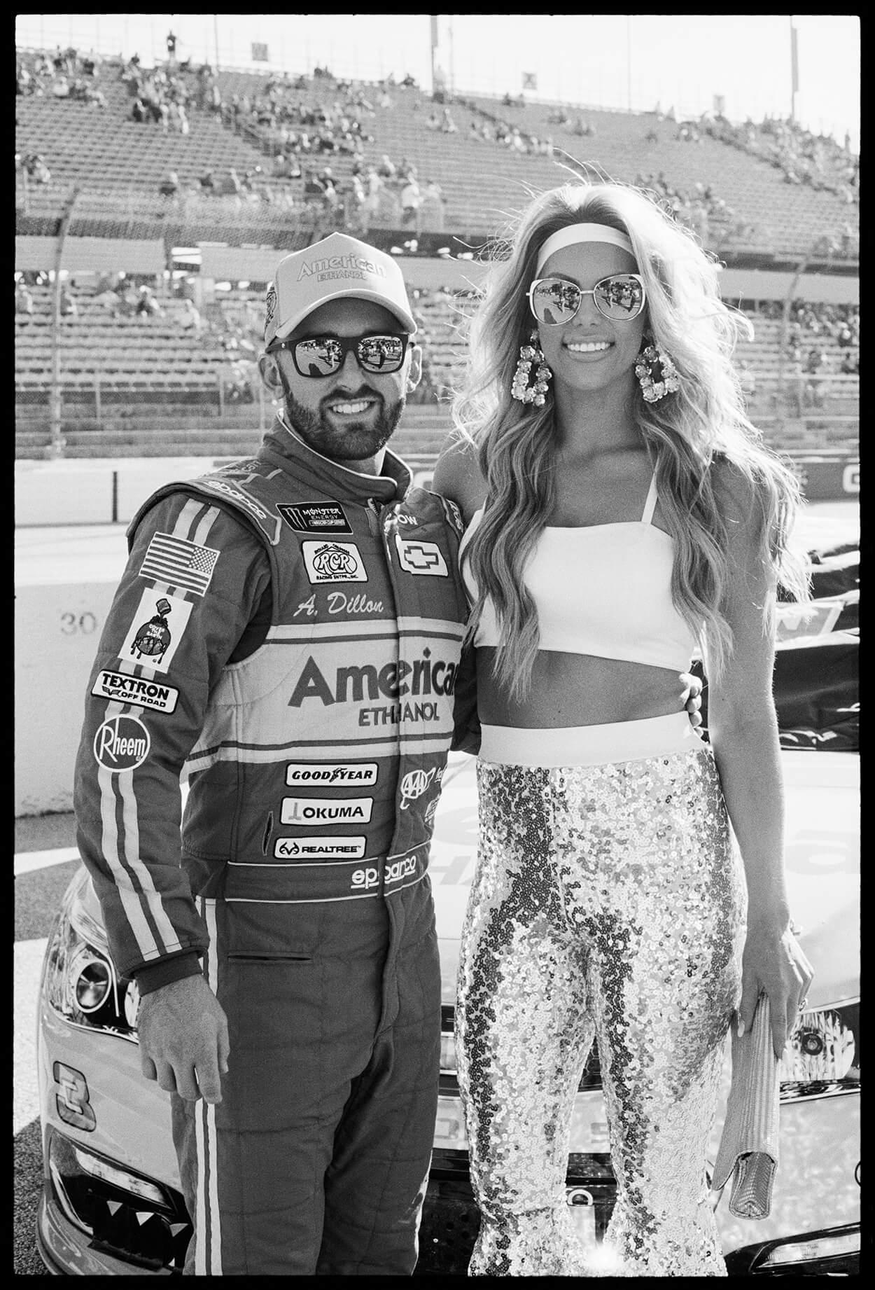 Austin + Whitney - Spirit of the Southern Speedways - Hunter Barnes Photography