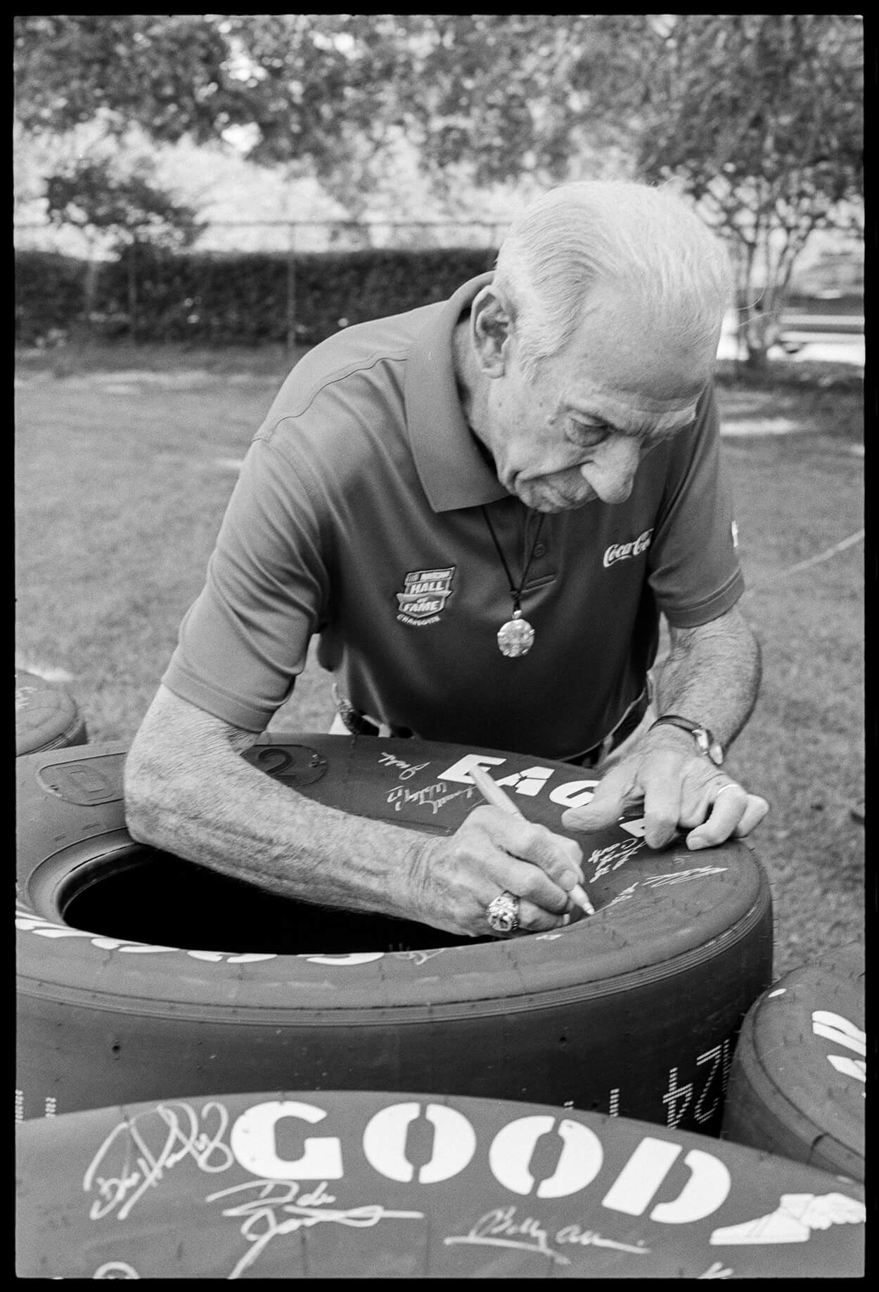 Ned Jarett - Spirit of the Southern Speedways - Hunter Barnes Photography