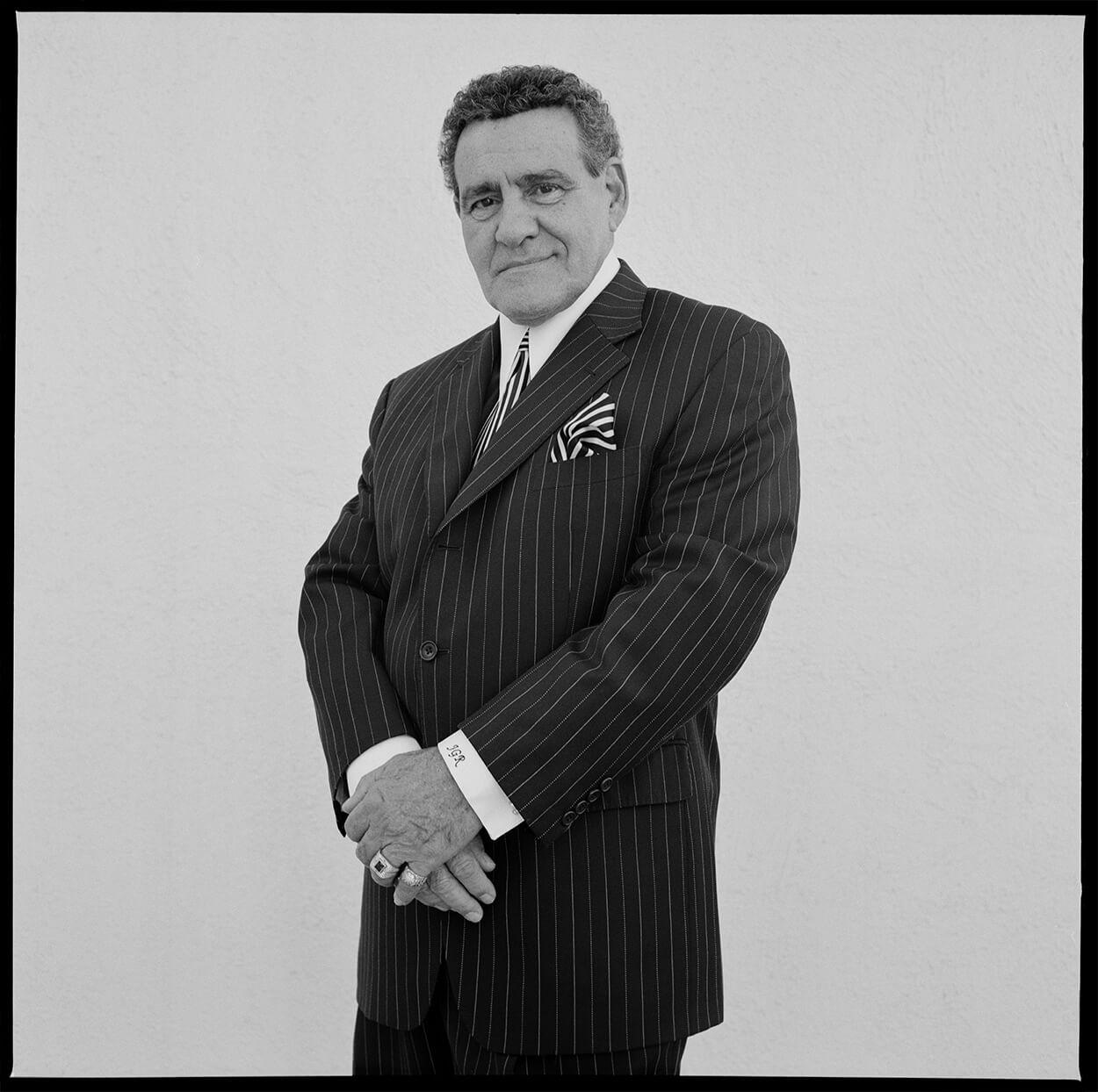 Johnny Rulli / Former Casino Boss - Off The Strip - Hunter Barnes Photography