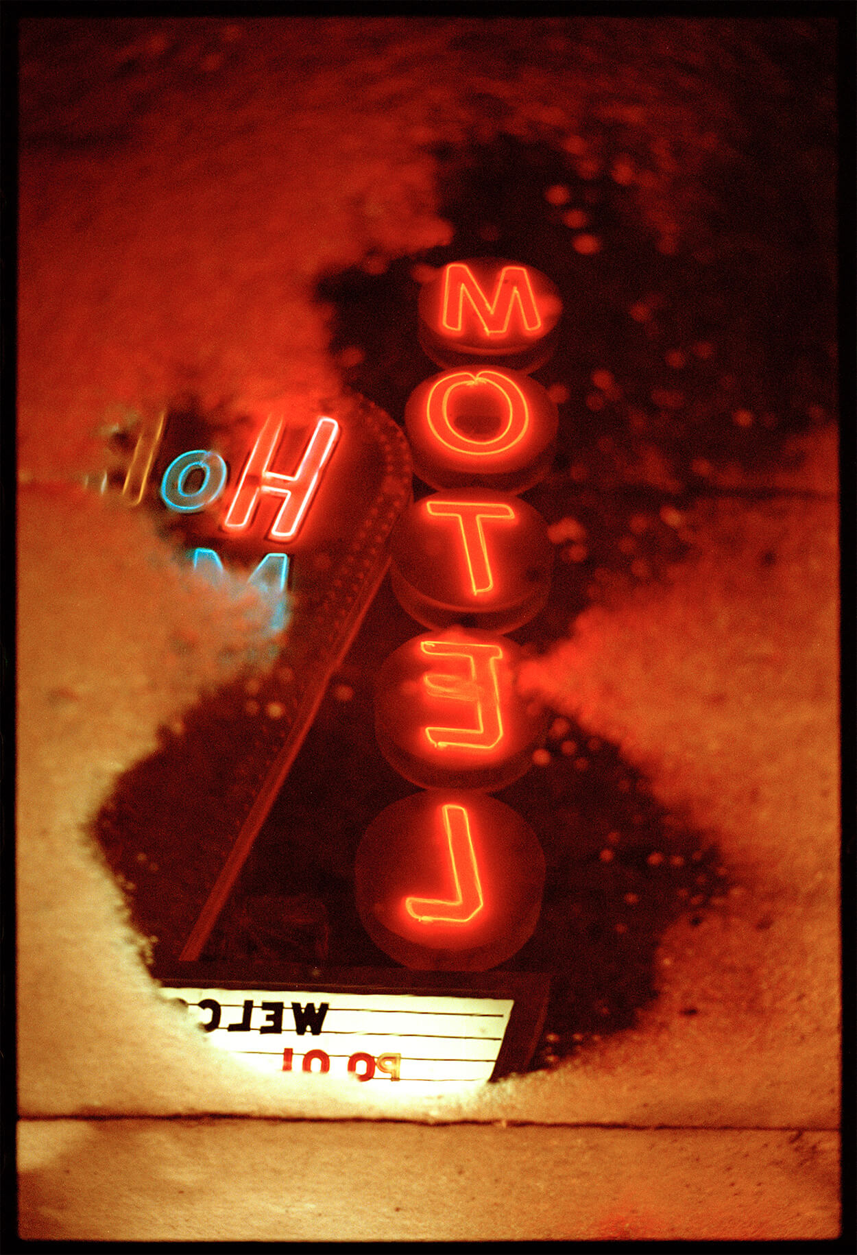 Motel - Off The Strip - Hunter Barnes Photography