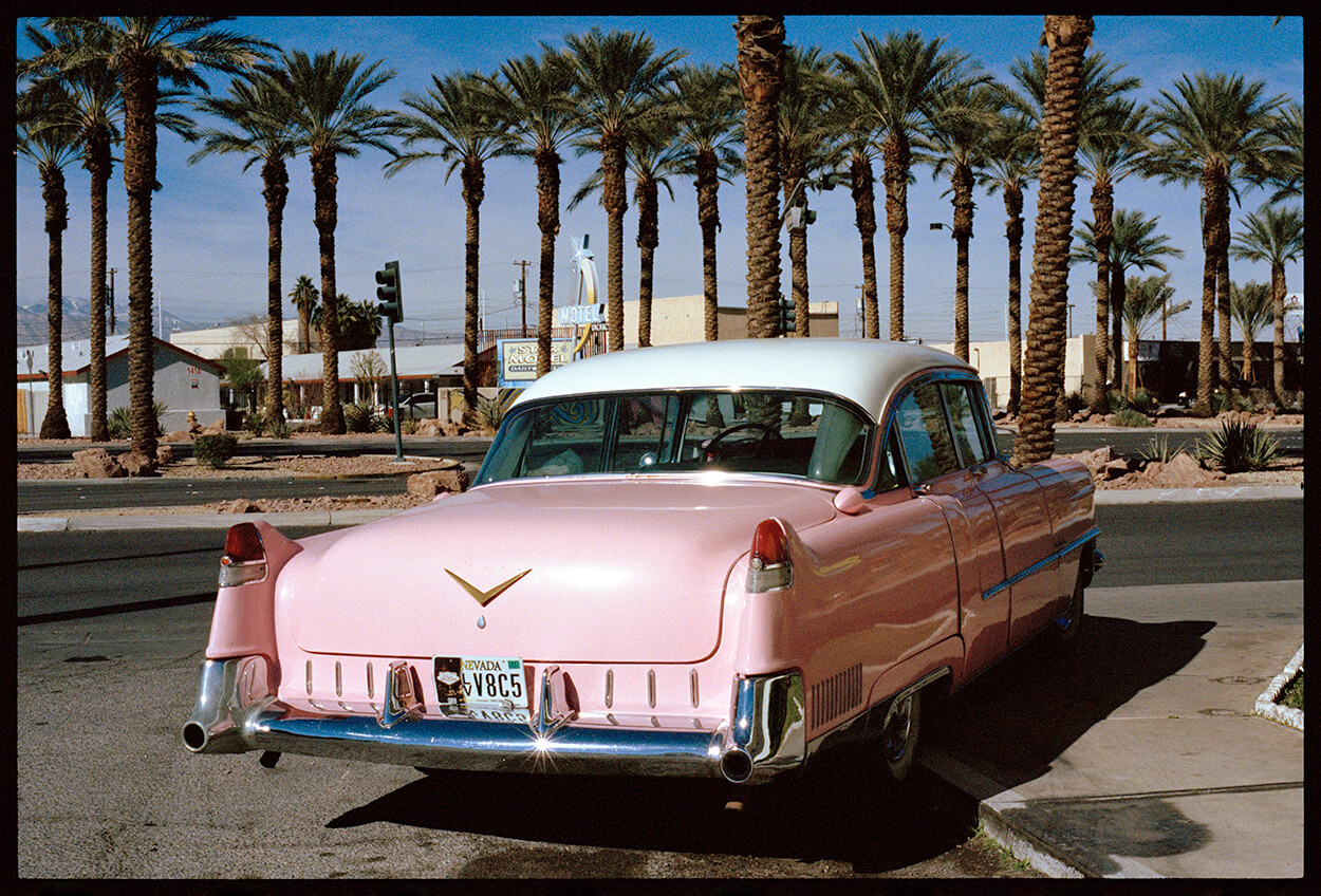 Pink Cadillac - Off The Strip - Hunter Barnes Photography