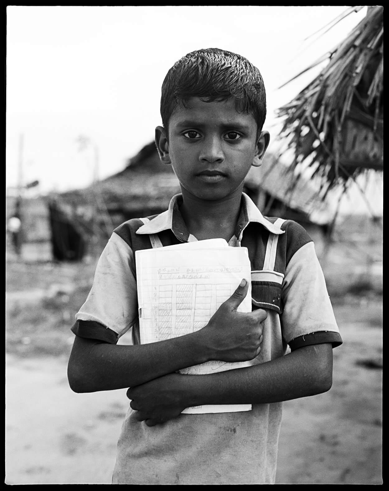 SCHOOL BOY - A World Away - Hunter Barnes Photography