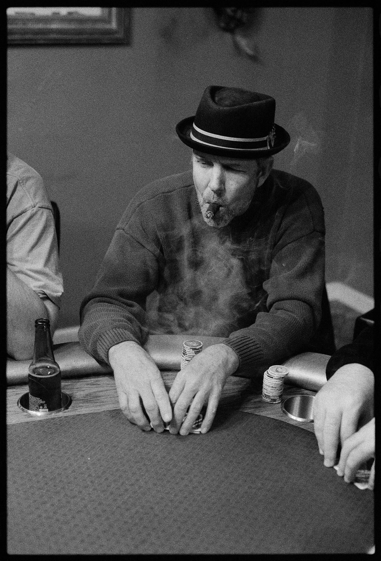 Scotty / Poker Hand - Off The Strip - Hunter Barnes Photography
