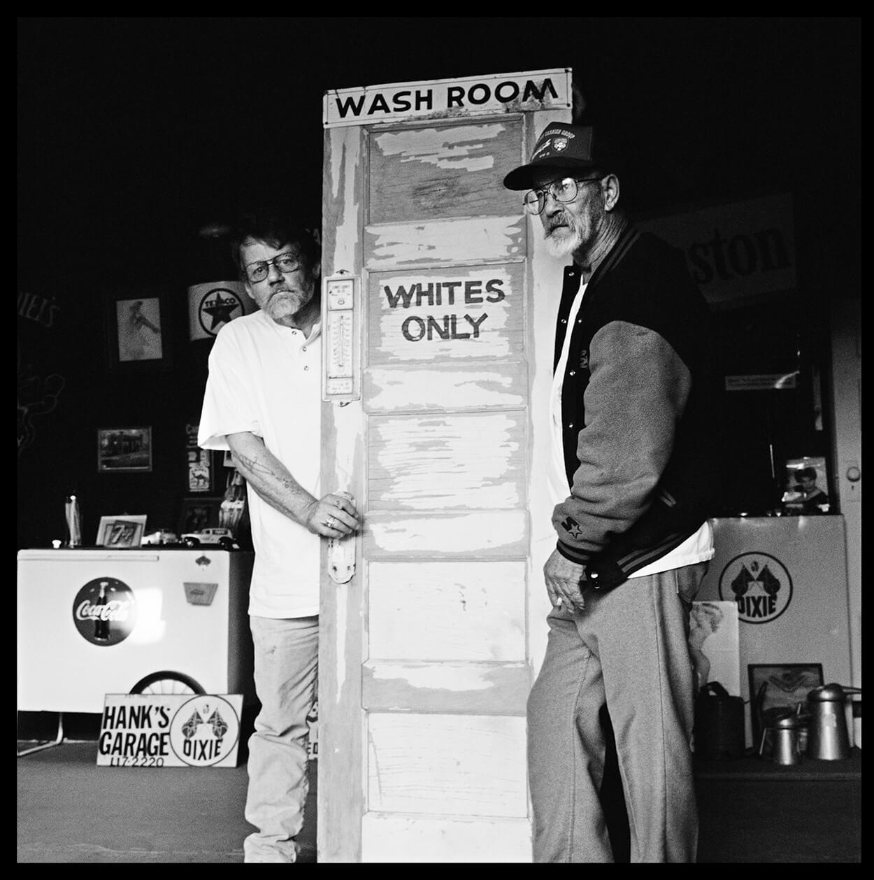 WHITES ONLY - Roadbook - Hunter Barnes Photography
