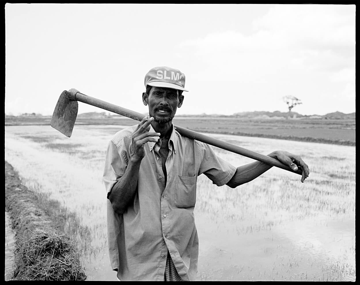 WORKING MAN - A World Away - Hunter Barnes Photography