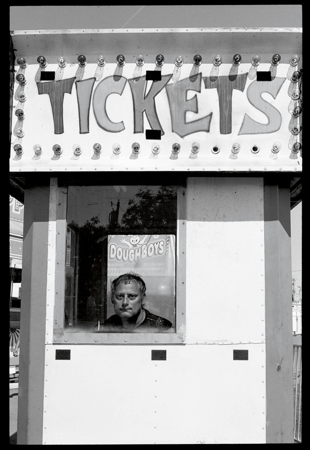 Tickets - Tickets - Hunter Barnes Photography