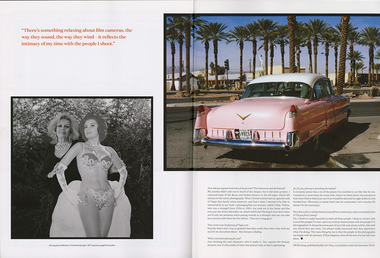 The American photographer documents the fading fantasy of Las Vegas in his new series Off the Strip - Hunger - Page 4