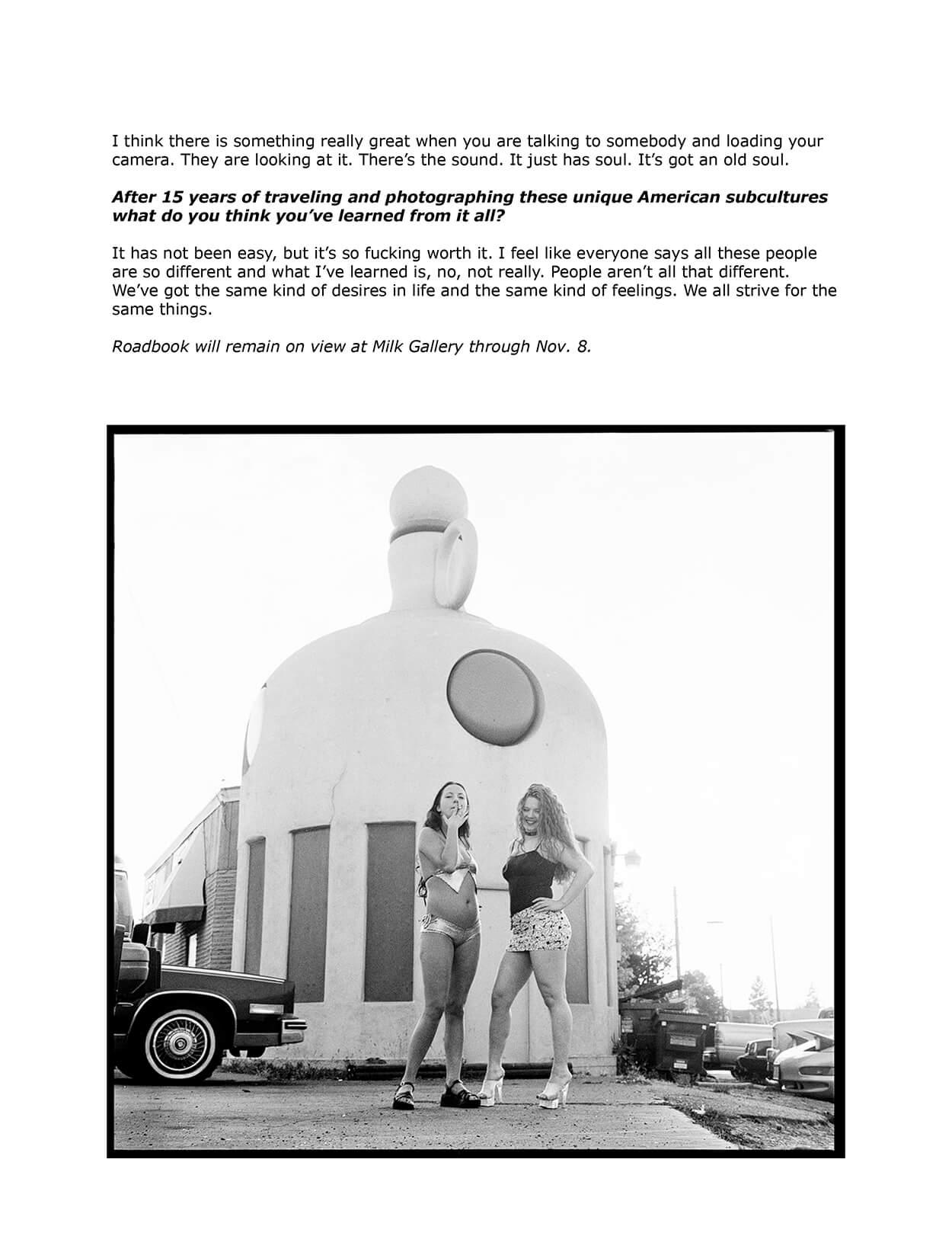Hunter Barnes documents America's fringe communities in Roadbook - Popular Photography - Popular Photography - Page 3