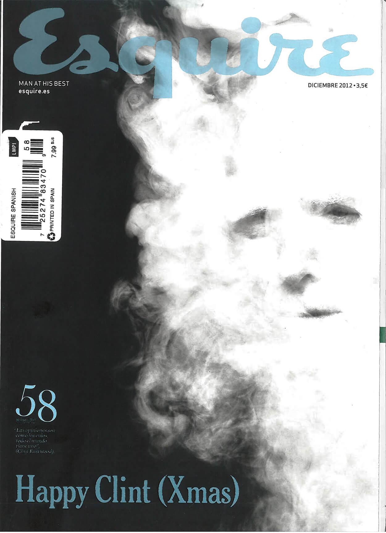 El encantador de serpientes - Esquire Spain - Page 1